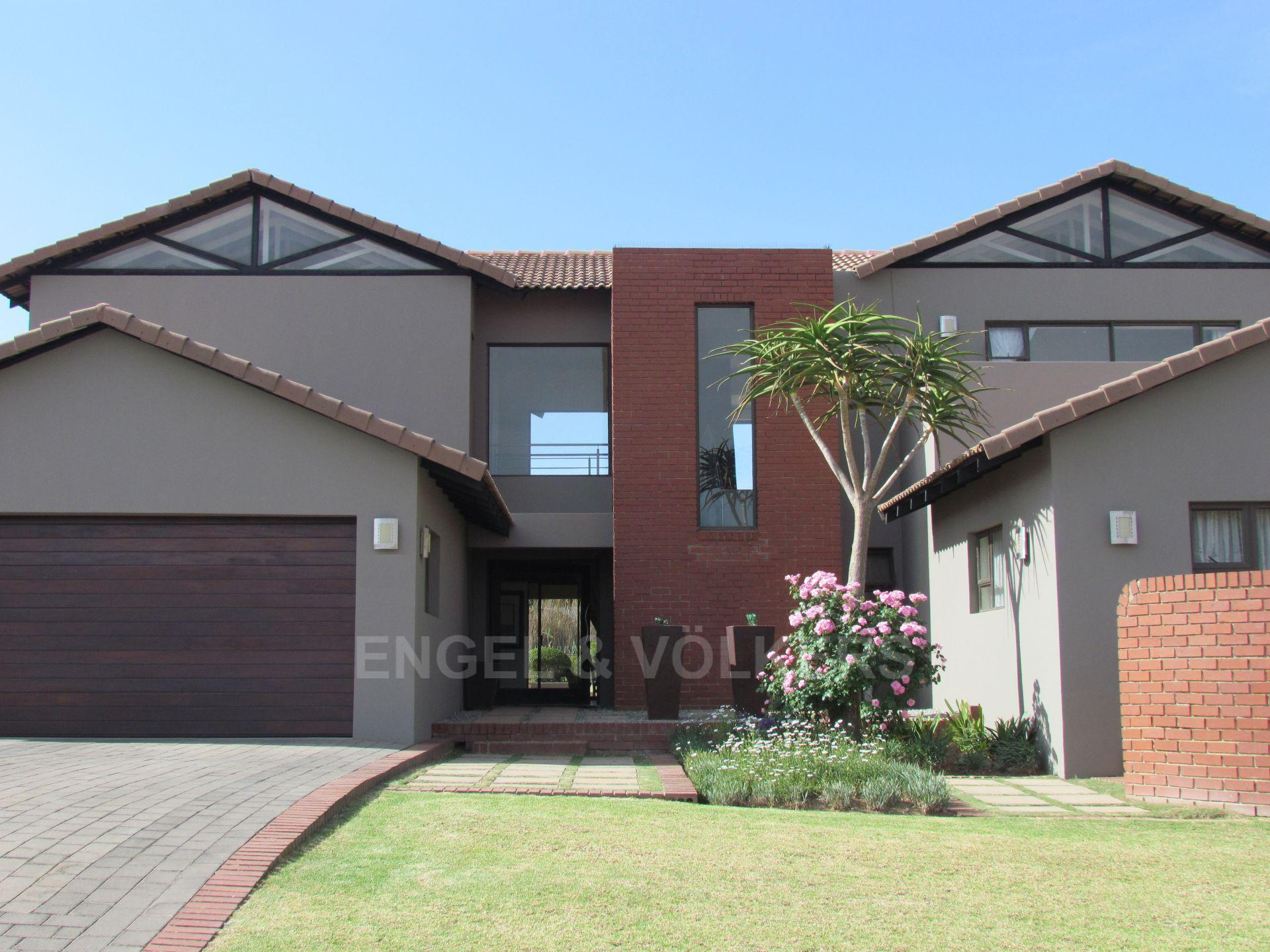 Centurion Blue Valley Golf Estate Property Houses To