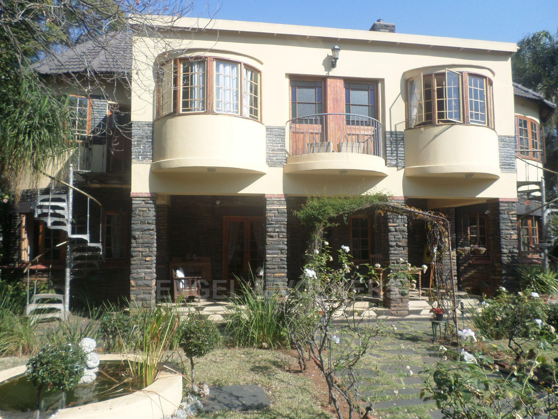 Property and Houses for sale in Arcadia, House, 4 Bedrooms - ZAR 6,500,000