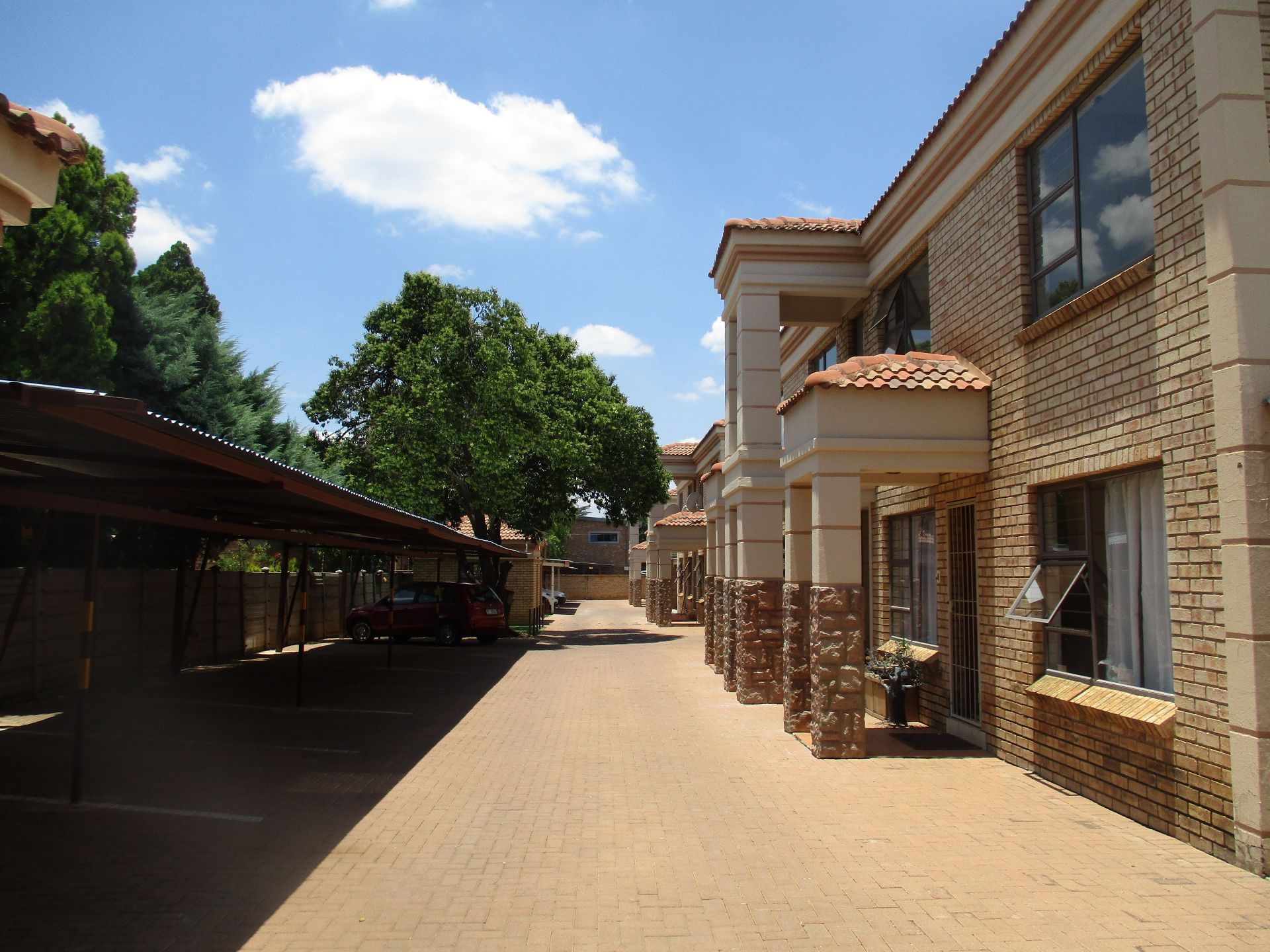 Potchefstroom, Bult West Property  | Houses To Rent Bult West, BULT WEST, Apartment 2 bedrooms property to rent Price:,  4,50*