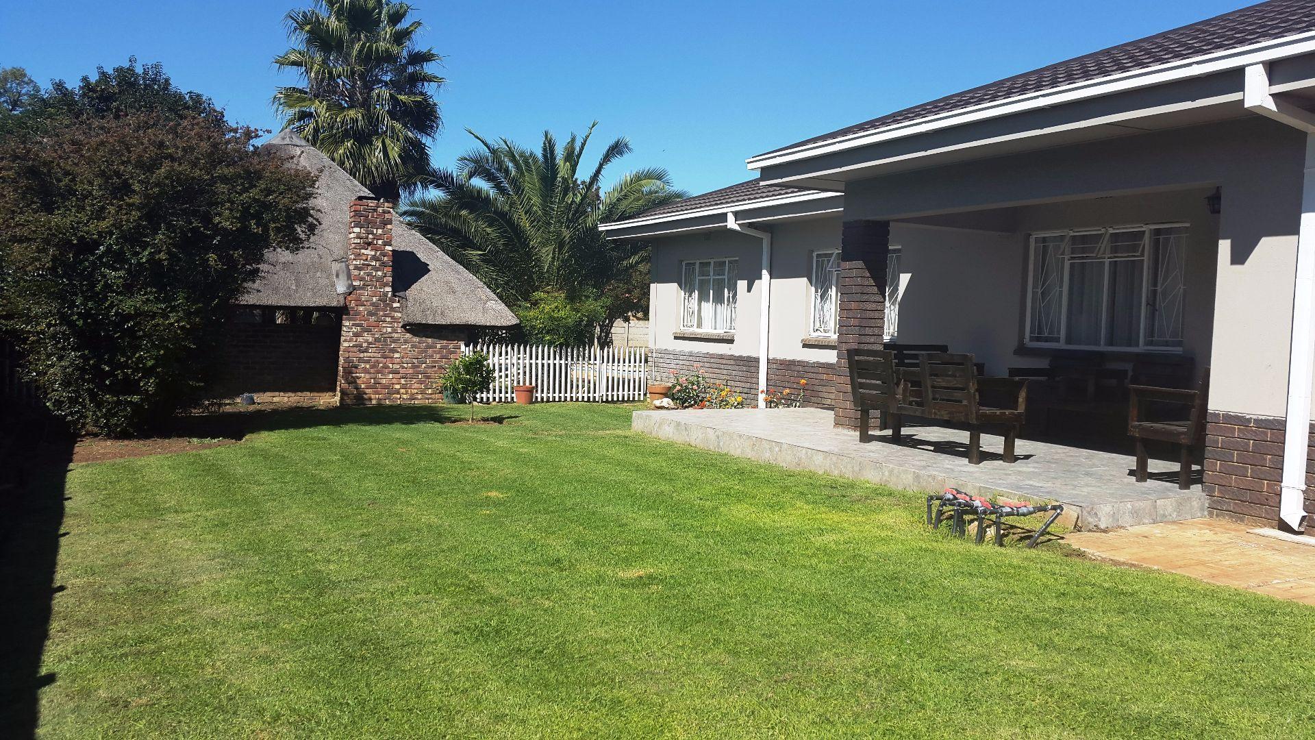 Potchefstroom, Potchefstroom Central Property  | Houses To Rent Potchefstroom Central, POTCHEFSTROOM CENTRAL, House 3 bedrooms property to rent Price:, 12,00*