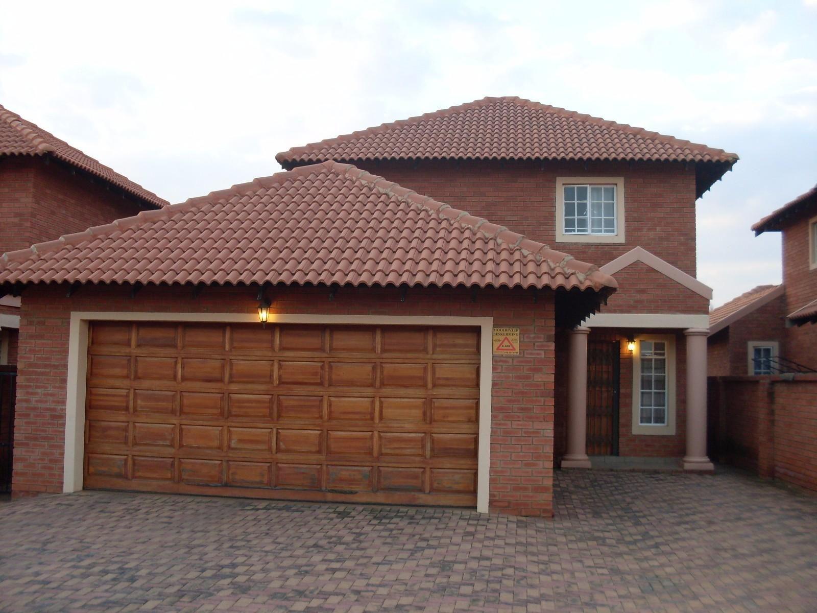 Potchefstroom, Van Der Hoff Park Property  | Houses To Rent Van Der Hoff Park, VAN DER HOFF PARK, Duplex 4 bedrooms property to rent Price:,  8,00*