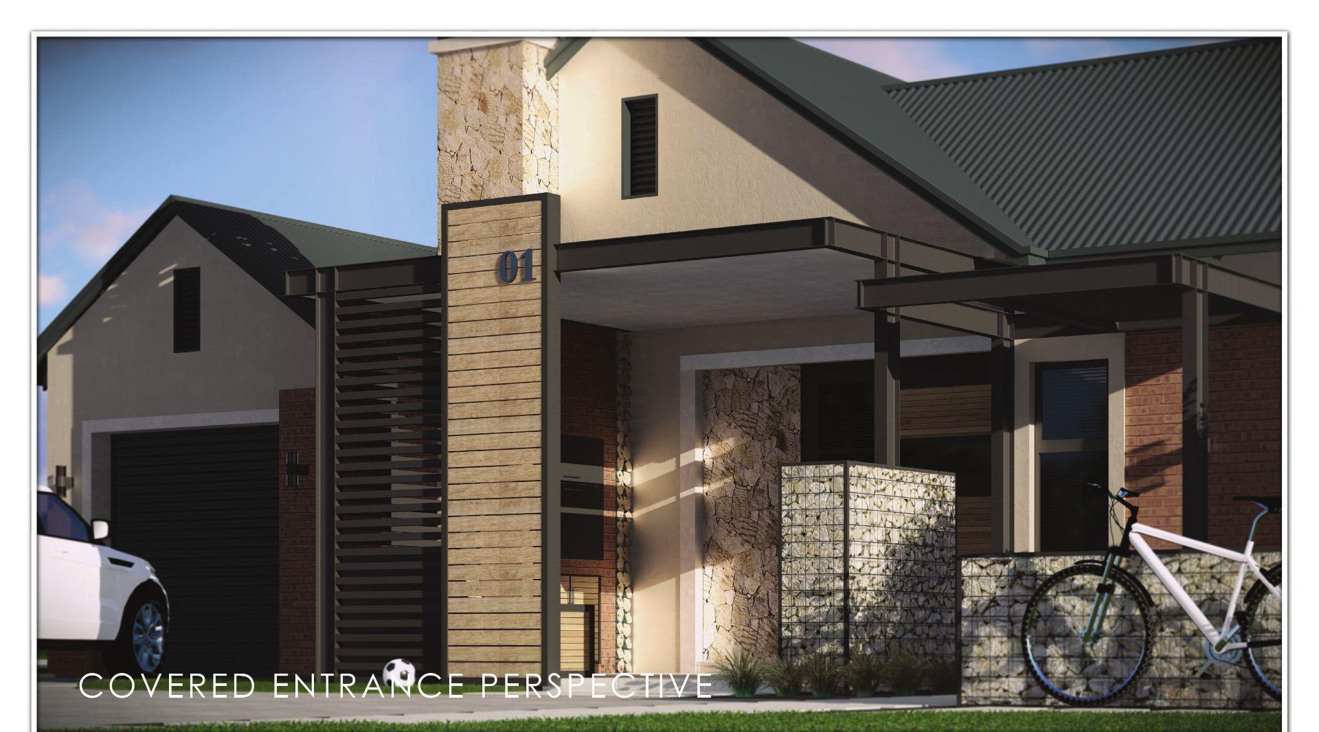 Potchefstroom, De Land Estate Property    Houses For Sale De Land Estate, DE LAND ESTATE, House 2 bedrooms property for sale Price:2,155,000