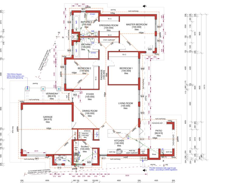 Tuscany Ridge property for sale. Ref No: 13555141. Picture no 5