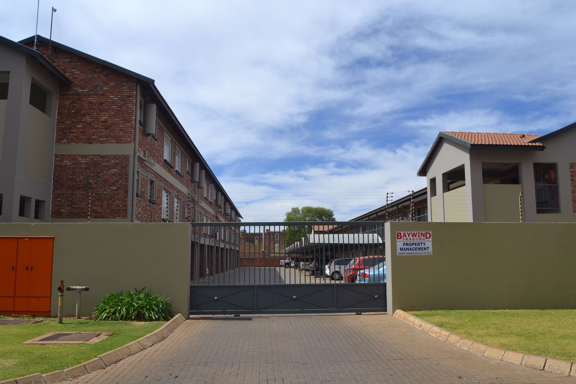 Potchefstroom, Potchefstroom Property  | Houses To Rent Potchefstroom, POTCHEFSTROOM, Apartment 2 bedrooms property to rent Price:,  5,00*