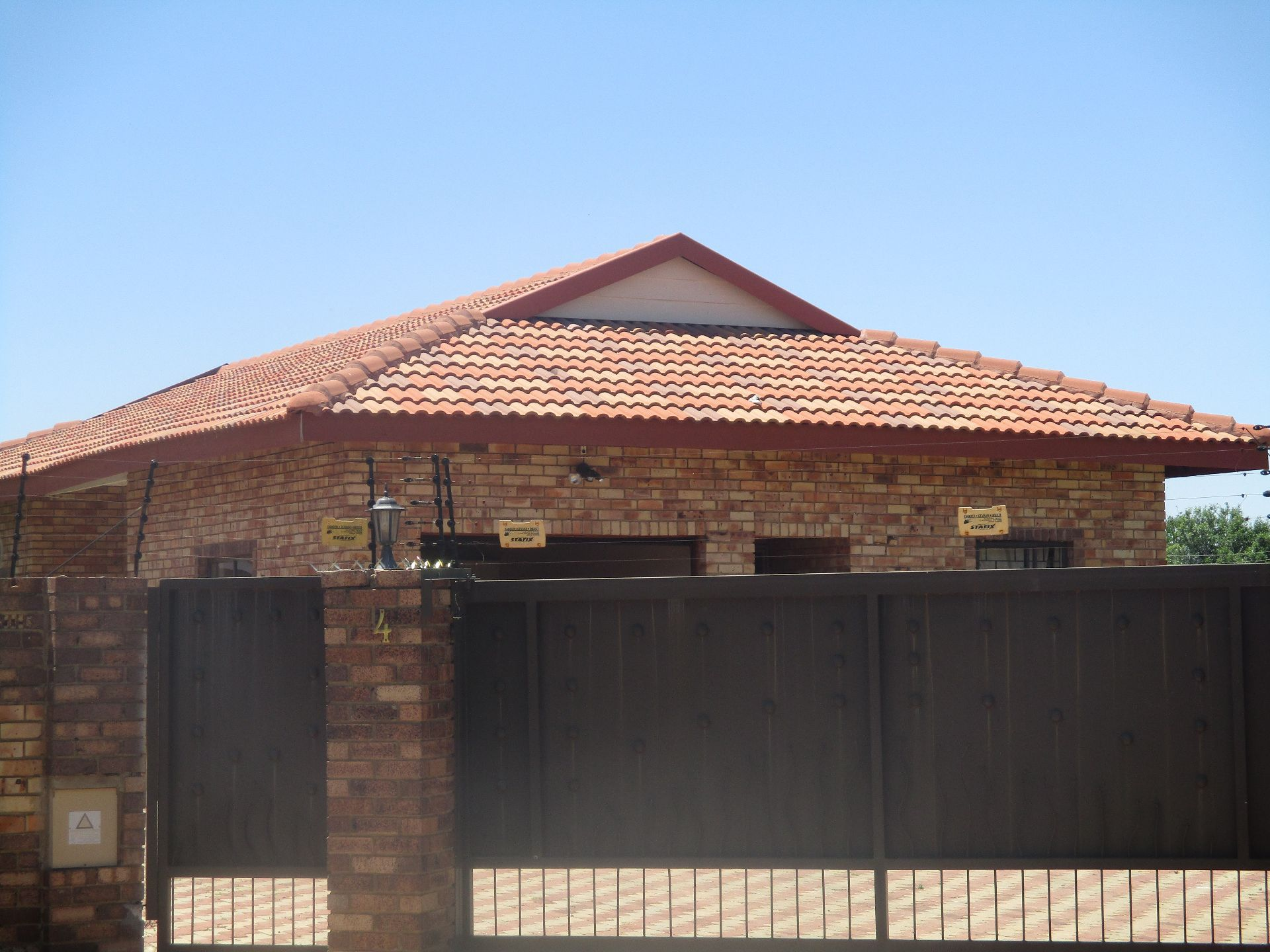 Property and Houses to rent in Potchefstroom, House, 2 Bedrooms - ZAR ,  8,88*,M