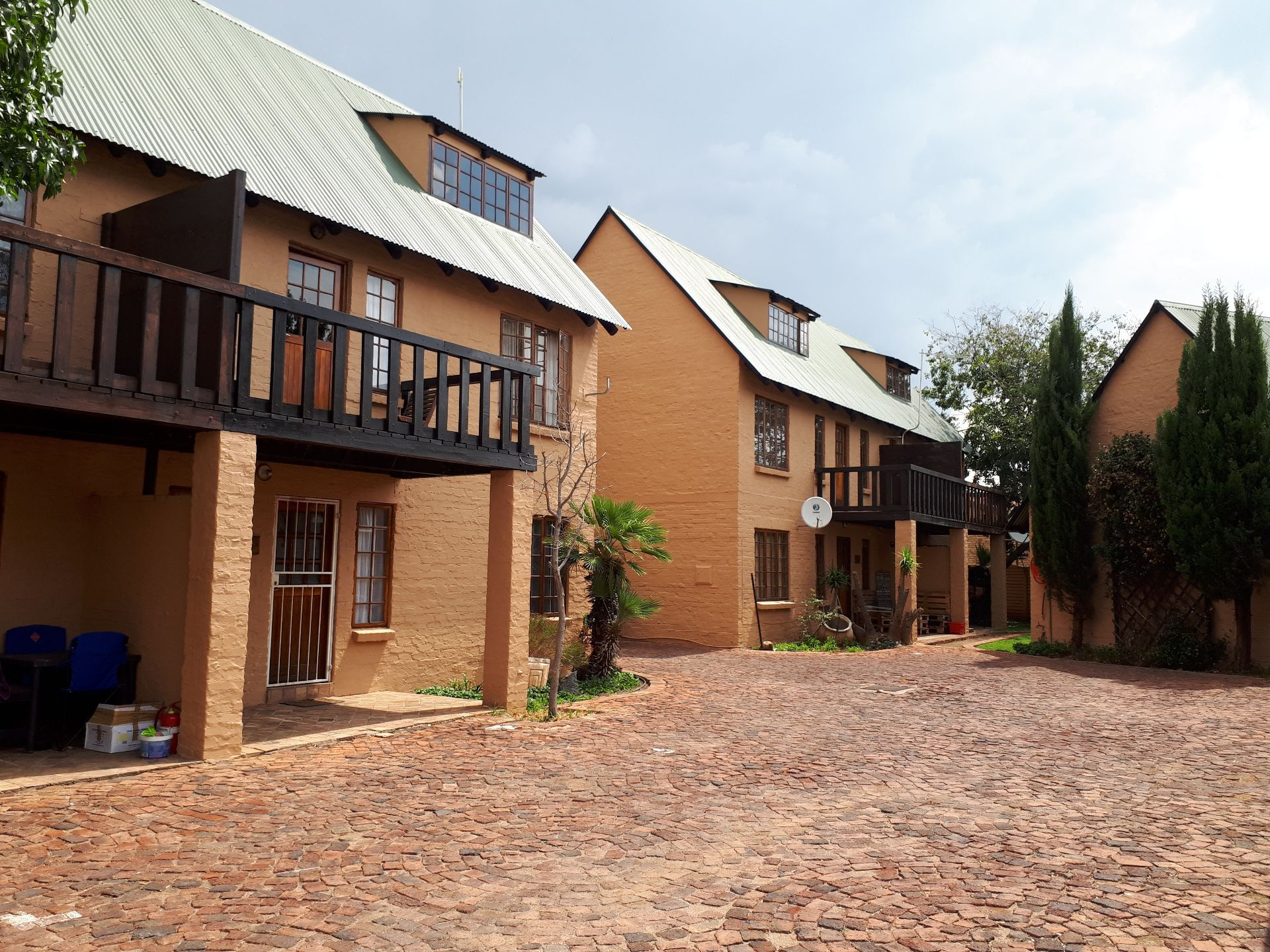 Potchefstroom, Kannoniers Park Property  | Houses To Rent Kannoniers Park, KANNONIERS PARK, House 2 bedrooms property to rent Price:,  6,00*