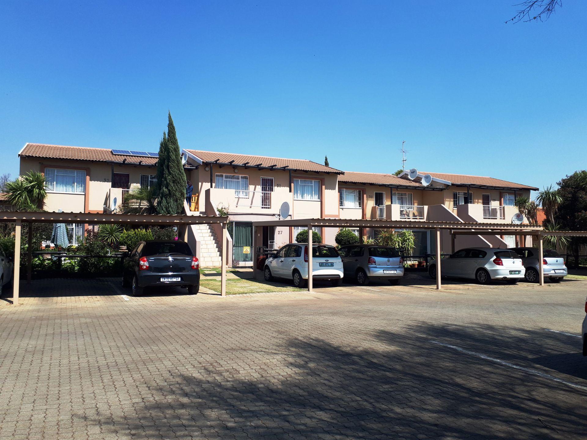 Potchefstroom, Van Der Hoff Park Property  | Houses To Rent Van Der Hoff Park, VAN DER HOFF PARK, Apartment 2 bedrooms property to rent Price:,  6,20*