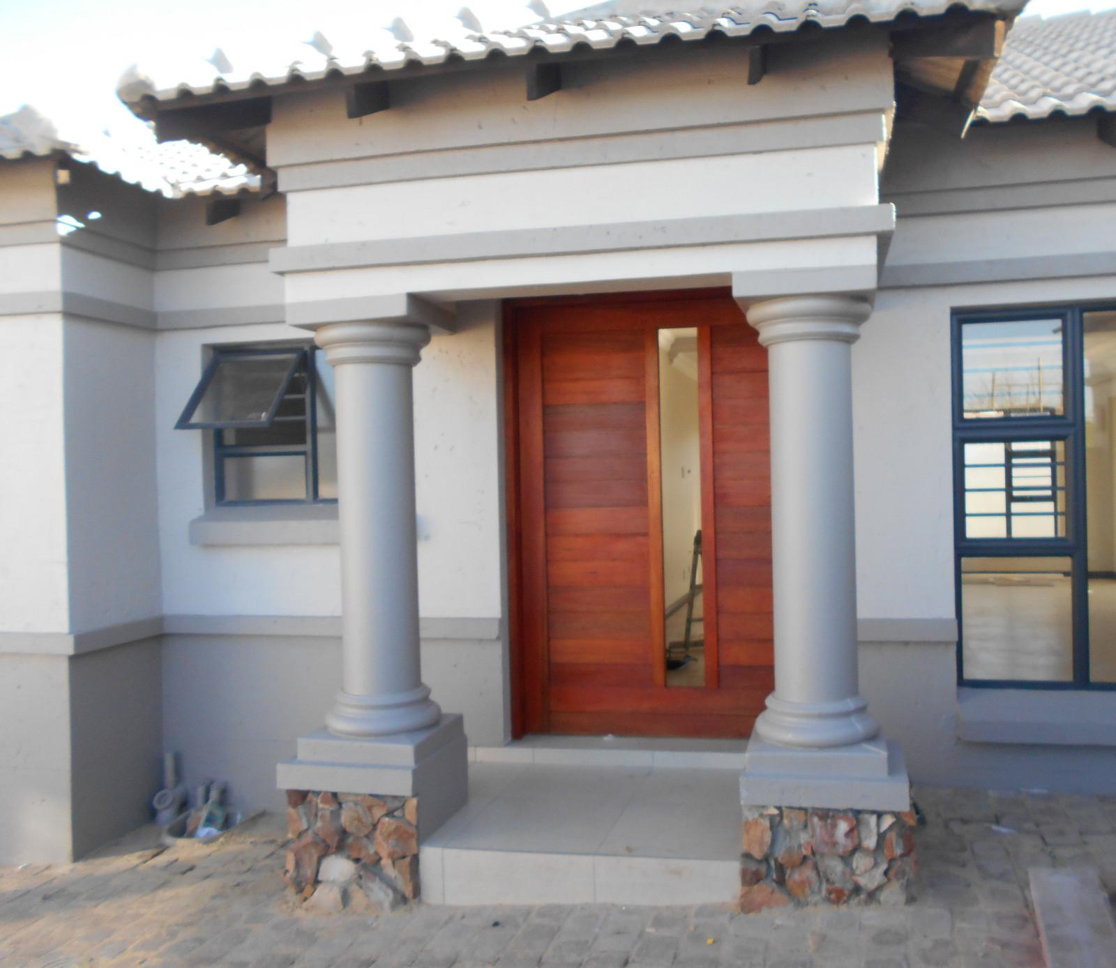 Property and Houses to rent in Van Der Hoff Park, Cluster, 3 Bedrooms - ZAR , 11,10*,M