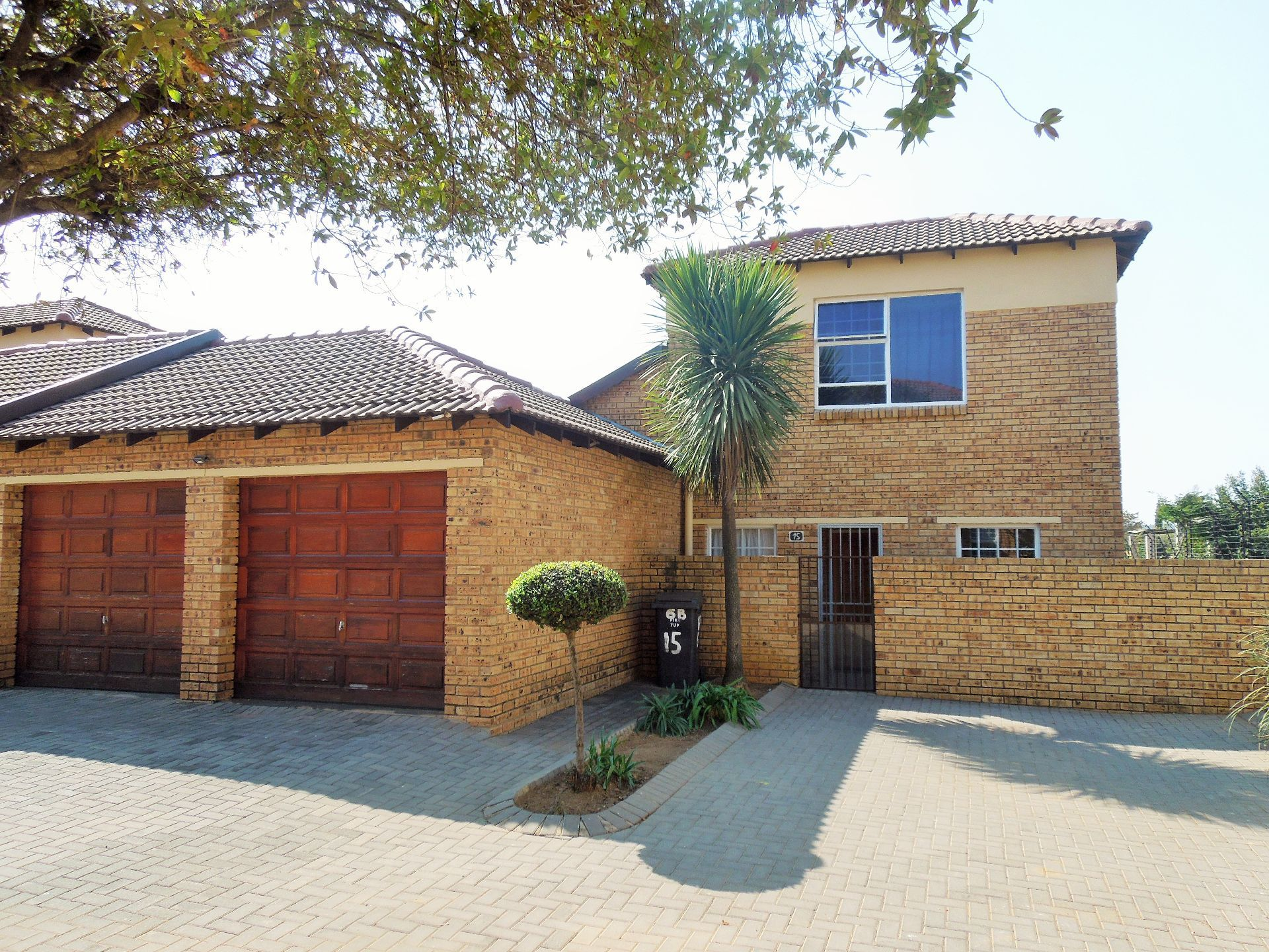 Roodepoort, Willowbrook Property    Houses To Rent Willowbrook, WILLOWBROOK, Duplex 3 bedrooms property to rent Price:,  9,00*