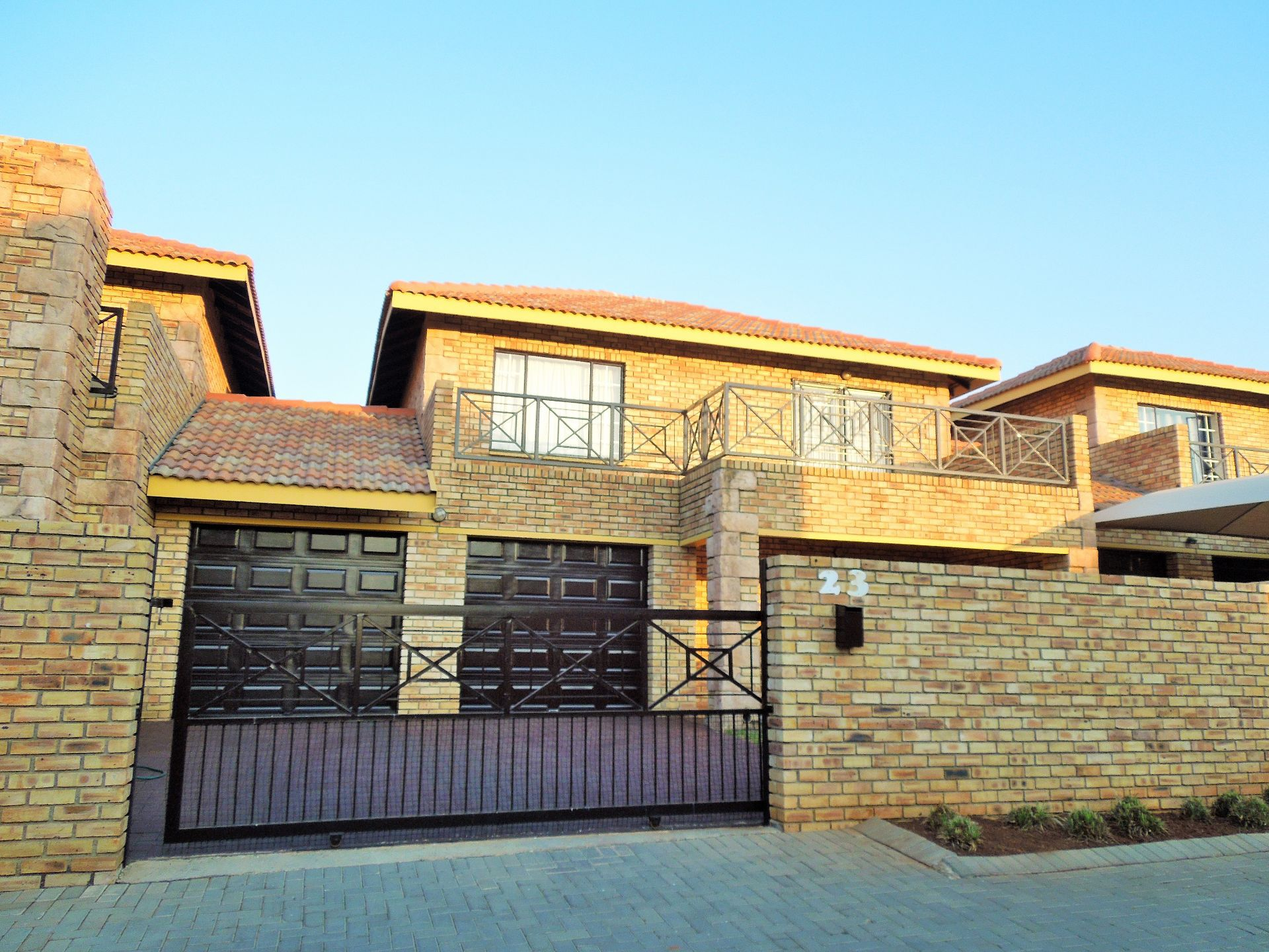 Roodepoort, Willowbrook Property  | Houses To Rent Willowbrook, WILLOWBROOK, Duplex 3 bedrooms property to rent Price:, 12,00*