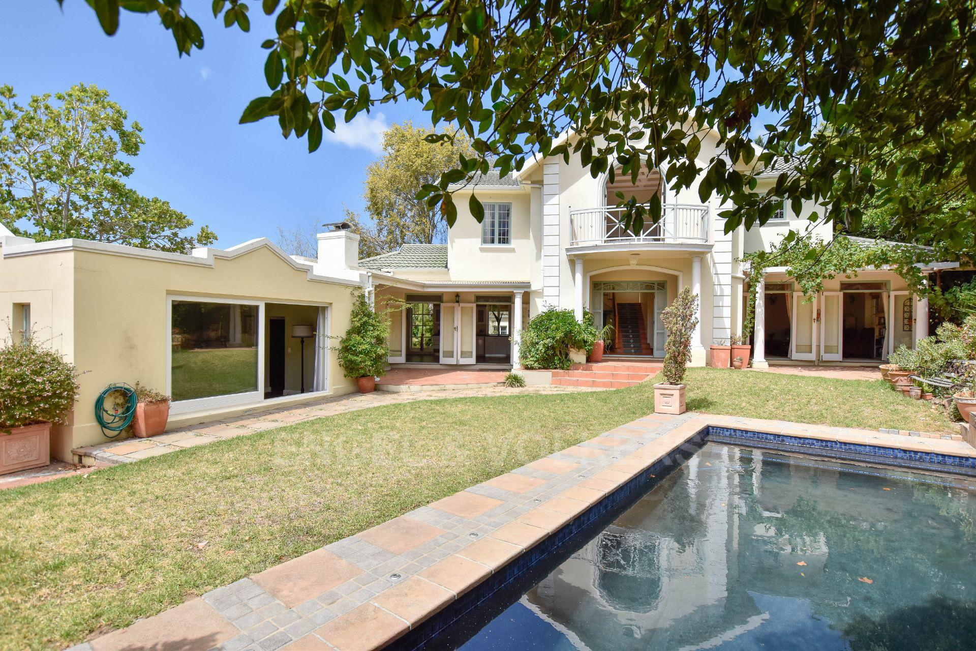 Cape Town, Newlands Property  | Houses For Sale Newlands, NEWLANDS, House 4 bedrooms property for sale Price:7,200,000