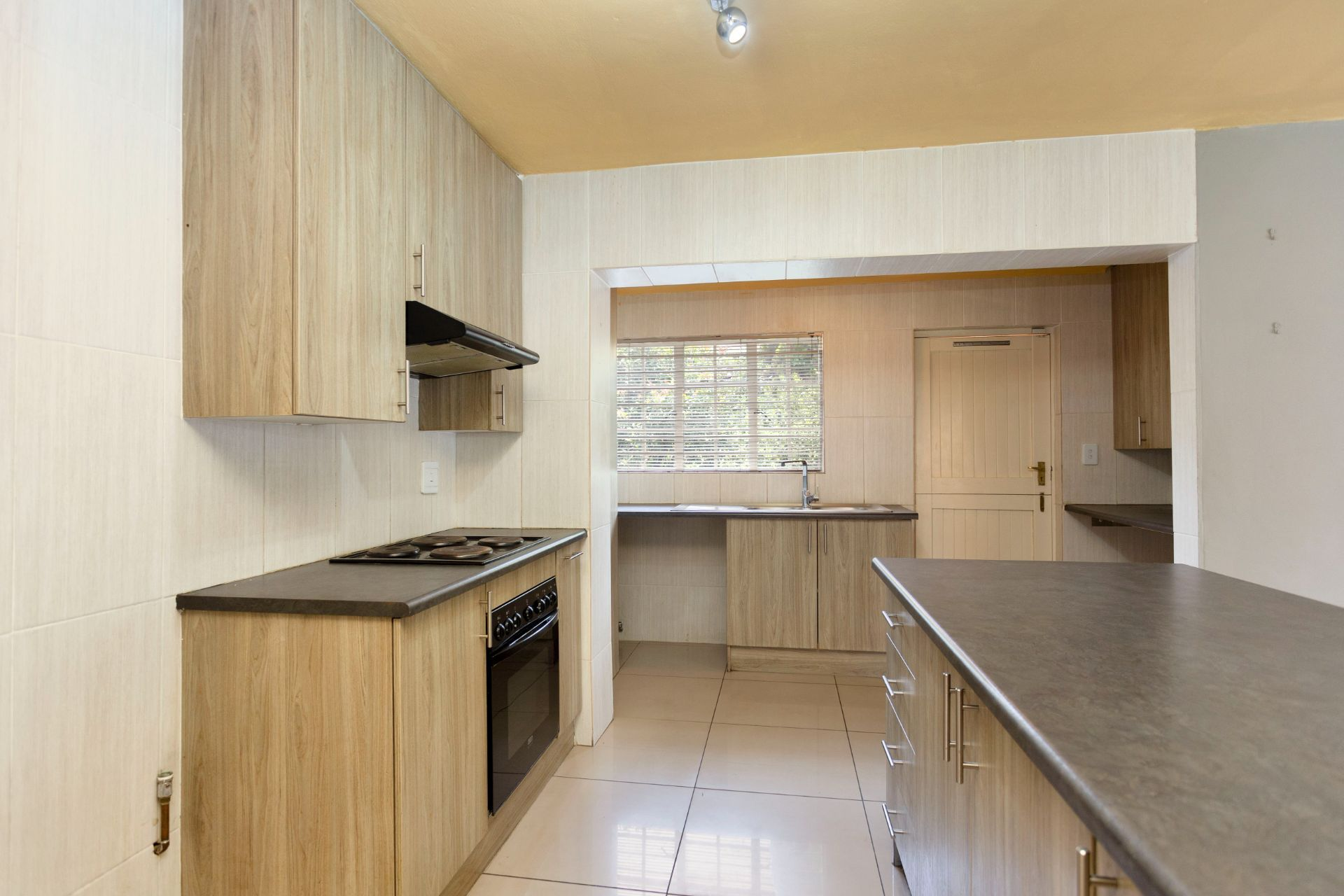 Kitchen and scullery